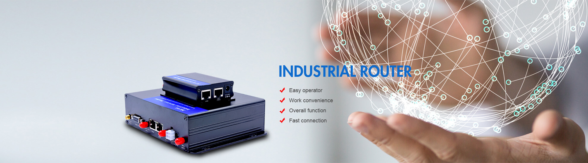Industrial Router